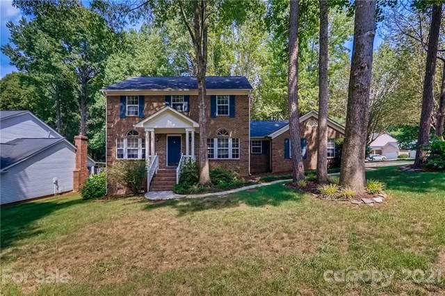 2800 Williams Station Road, Matthews, NC 28105 (#3768509) :: Carolina Real Estate Experts