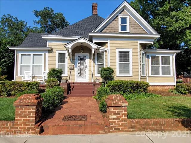 116 N Mulberry Street, Statesville, NC 28677 (#3768533) :: DK Professionals