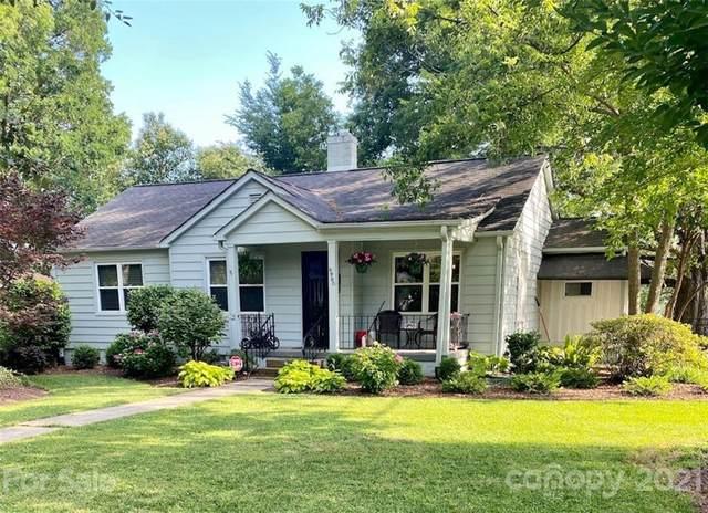 4900 Elder Avenue, Charlotte, NC 28205 (#3768560) :: DK Professionals