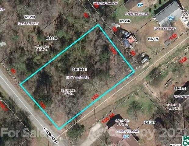 0 Geroid Street, Salisbury, NC 28144 (#3768570) :: Stephen Cooley Real Estate Group