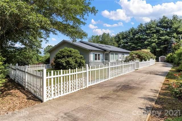 30 Callie Lane, Waynesville, NC 28785 (#3768599) :: Willow Oak, REALTORS®