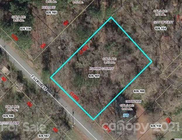 0 Geroid Street, China Grove, NC 28023 (#3768606) :: Stephen Cooley Real Estate Group