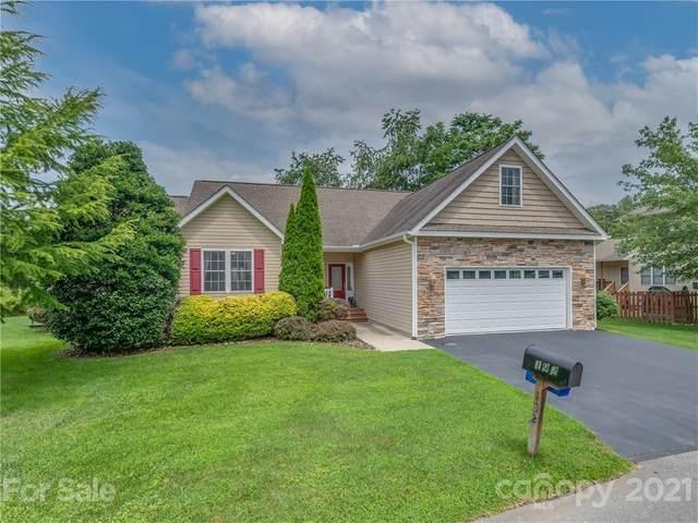 192 Springfield Meadow Drive, Etowah, NC 28729 (#3768611) :: Besecker Homes Team