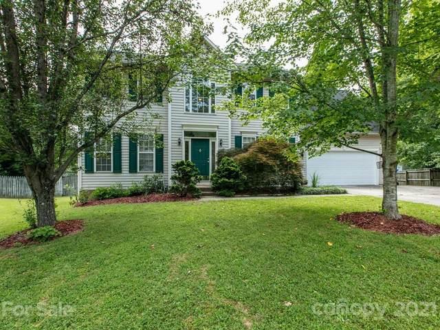 66 Whispering Oak Court, Fletcher, NC 28732 (#3768617) :: Puma & Associates Realty Inc.