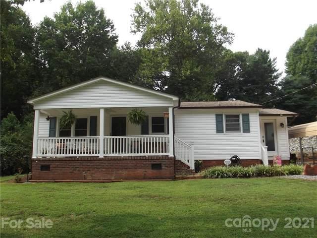 402 E J Street E, Newton, NC 28658 (#3768636) :: Homes Charlotte