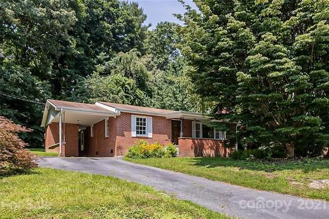 609 Loop Road, Hendersonville, NC 28792 (#3768637) :: Besecker Homes Team