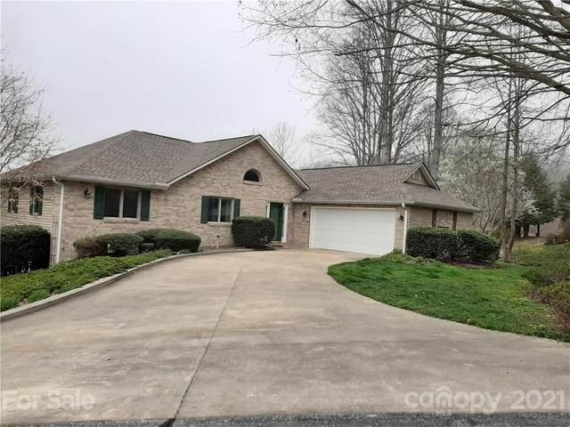 1320 Mountain Meadow Drive, Hendersonville, NC 28739 (#3768691) :: Mossy Oak Properties Land and Luxury