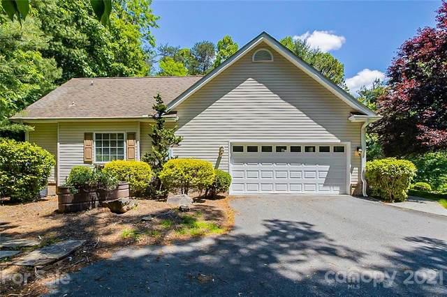 102 Foothills Drive, Hendersonville, NC 28792 (#3768717) :: Besecker Homes Team