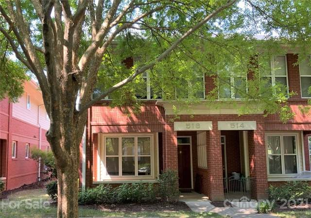 518 9th Street, Charlotte, NC 28202 (#3768797) :: Home and Key Realty