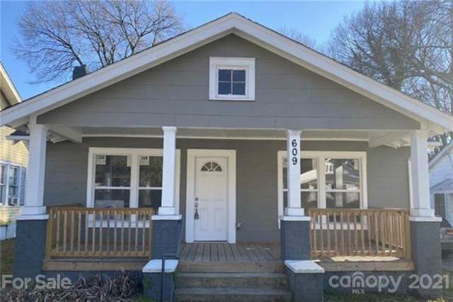609 W Garrison Boulevard, Gastonia, NC 28052 (#3768833) :: BluAxis Realty