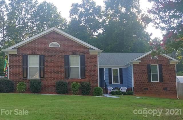3515 Crescent Knoll Drive #5, Matthews, NC 28105 (#3768850) :: DK Professionals