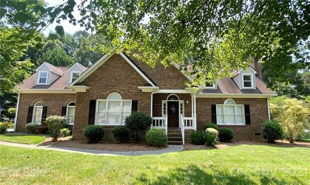 12900 Hidden Hills Lane, Mint Hill, NC 28227 (#3768899) :: Robert Greene Real Estate, Inc.