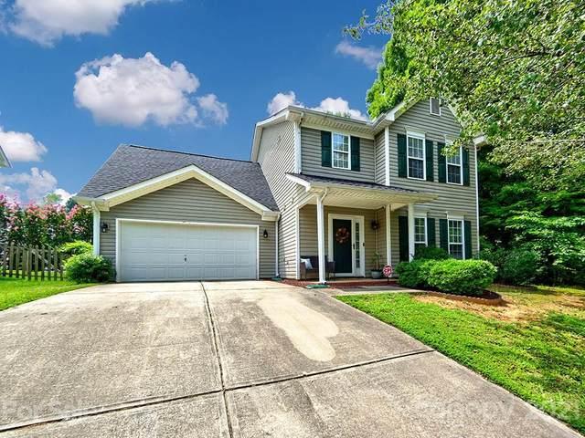 6345 Dumont Lane, Charlotte, NC 28269 (#3768916) :: Carmen Miller Group