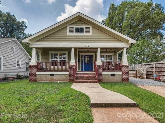 509 Sylvania Avenue, Charlotte, NC 28206 (#3768978) :: MOVE Asheville Realty