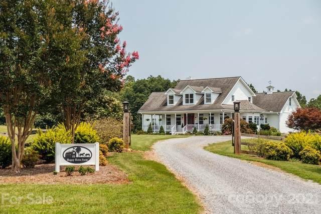 724 Moore Road, Tryon, NC 28782 (#3769002) :: Cloninger Properties