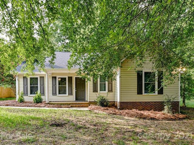 301 Colonial Circle, Wingate, NC 28174 (#3769018) :: Home and Key Realty