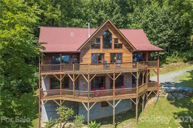 327 Historic Oak Trail, Waynesville, NC 28785 (#3769026) :: Willow Oak, REALTORS®