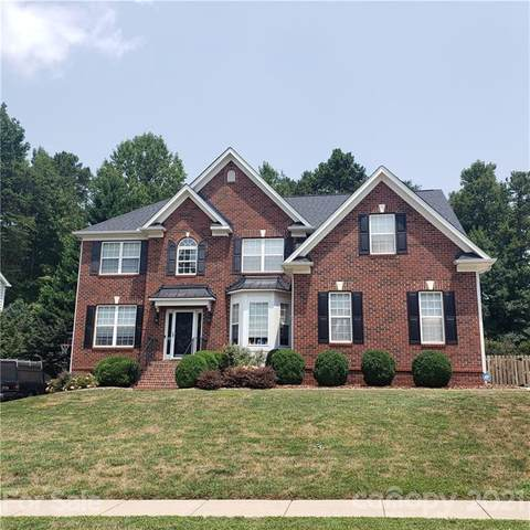 119 Forest Walk Way, Mooresville, NC 28115 (#3769053) :: Bigach2Follow with Keller Williams Realty