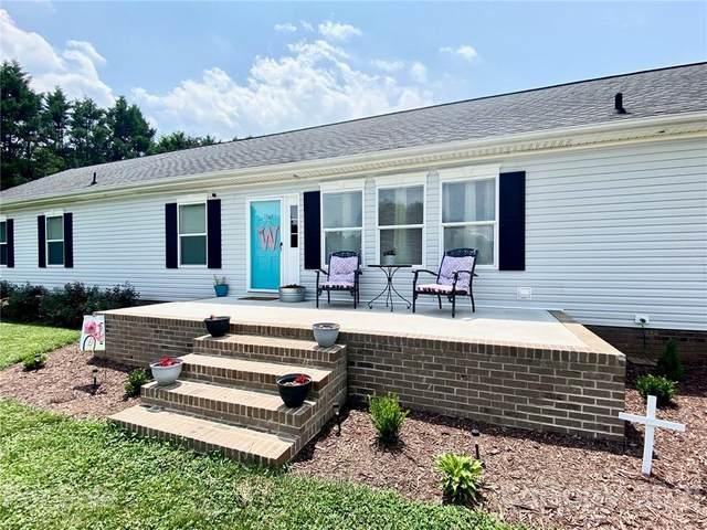 1365 Old Wilkesboro Road, Taylorsville, NC 28681 (#3769065) :: Carmen Miller Group