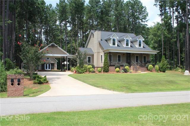 4495 Outlook Drive, Iron Station, NC 28080 (#3769171) :: Stephen Cooley Real Estate Group