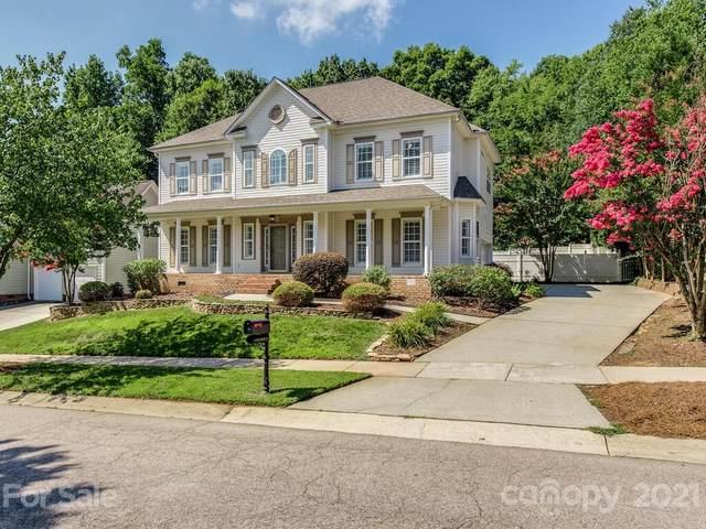 19309 Ruffner Drive, Cornelius, NC 28031 (#3769235) :: Besecker Homes Team