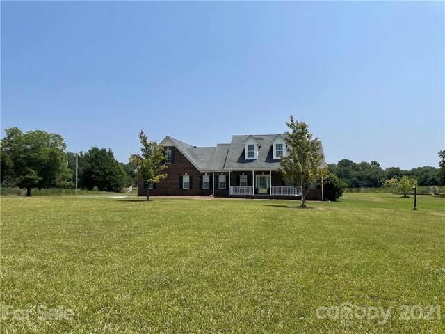 2211 S Rocky River Road, Monroe, NC 28112 (#3769278) :: LePage Johnson Realty Group, LLC