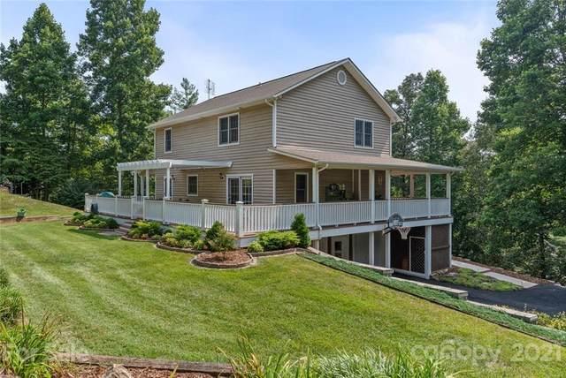 147 Pine Cove Lane, Alexander, NC 28701 (#3769284) :: Mossy Oak Properties Land and Luxury