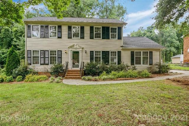 1501 Worcaster Place, Charlotte, NC 28211 (#3769311) :: Mossy Oak Properties Land and Luxury