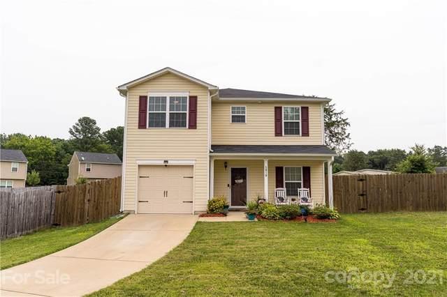 5819 Lake Vista Lane, Charlotte, NC 28216 (#3769343) :: Stephen Cooley Real Estate Group