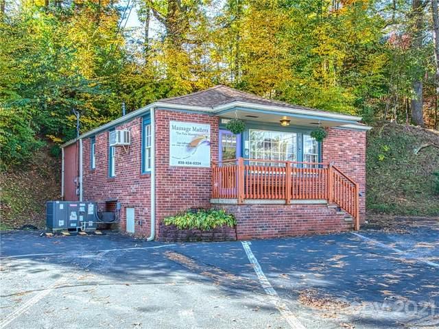 110 Summit Street, Waynesville, NC 28786 (#3769369) :: Mossy Oak Properties Land and Luxury
