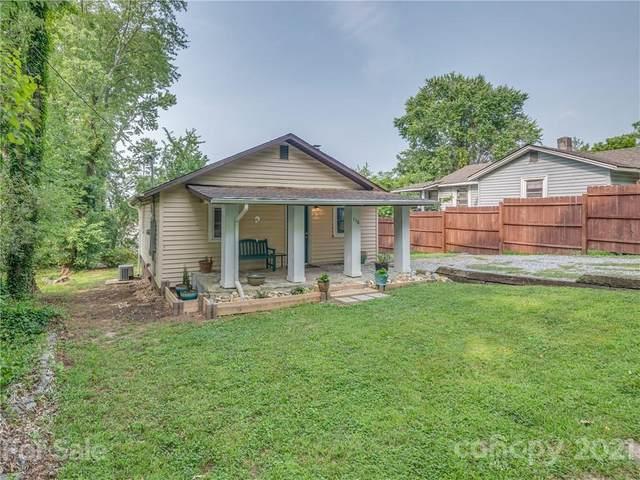 116 N Blue Ridge Avenue, Hendersonville, NC 28792 (#3769410) :: MOVE Asheville Realty