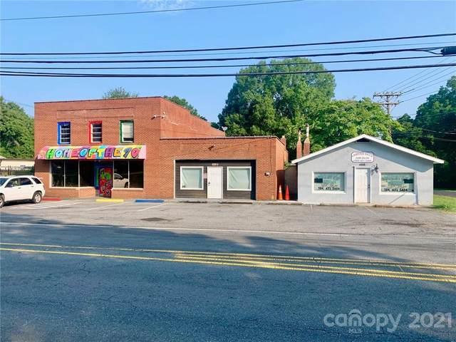 404 Winecoff School Road, Concord, NC 28027 (#3769414) :: Mossy Oak Properties Land and Luxury