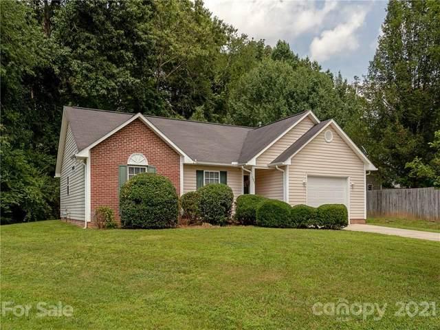 384 Glensprings Drive, Fletcher, NC 28732 (#3769433) :: Homes Charlotte