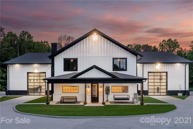 1525 Shinnville Road, Cleveland, NC 27013 (#3769530) :: The Ordan Reider Group at Allen Tate