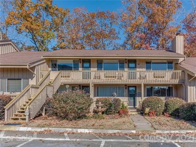 113 Westlake Drive #406, Lake Lure, NC 28746 (#3769533) :: DK Professionals
