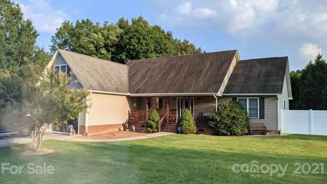 5351 Faith Road, Salisbury, NC 28146 (#3769552) :: Stephen Cooley Real Estate Group