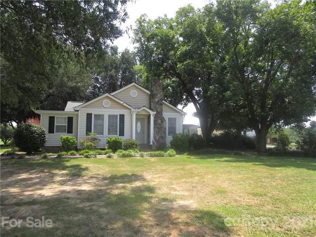 4416 Old Monroe Marshville Road, Wingate, NC 28174 (#3769631) :: The Ordan Reider Group at Allen Tate