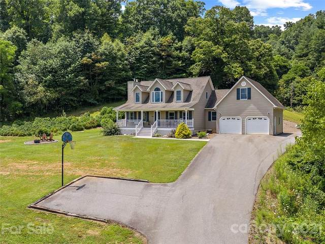 2581 Double Island Road, Green Mountain, NC 28740 (#3769770) :: Austin Barnett Realty, LLC