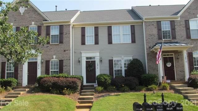 16814 Hugh Torance Parkway, Huntersville, NC 28078 (#3769780) :: Robert Greene Real Estate, Inc.
