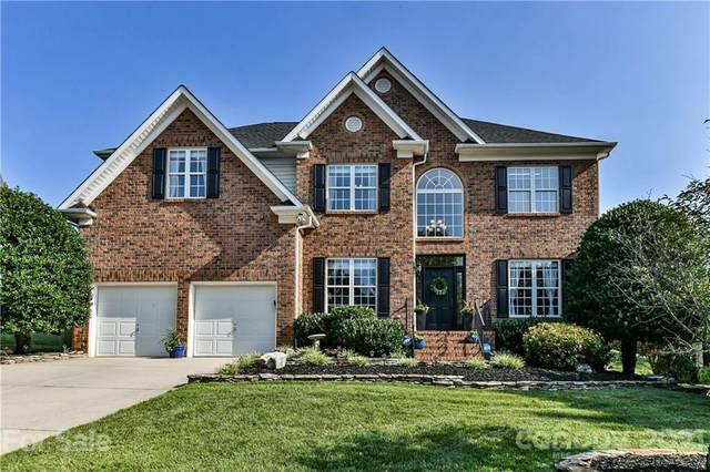 12821 Cadgwith Cove Drive, Huntersville, NC 28078 (#3769784) :: Robert Greene Real Estate, Inc.