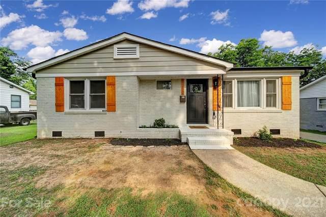2350 Pruitt Street, Charlotte, NC 28208 (#3769795) :: Besecker Homes Team