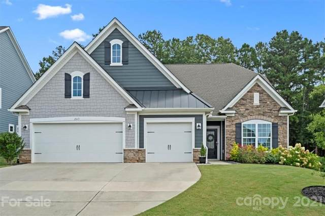 245 Sweet Briar Drive, Indian Land, SC 29707 (#3769848) :: BluAxis Realty