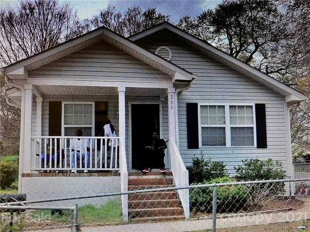 200 Oregon Street #9, Charlotte, NC 28208 (#3769851) :: Robert Greene Real Estate, Inc.