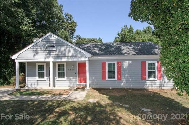 5604 Carved Oak Circle, Charlotte, NC 28227 (#3769922) :: Besecker Homes Team