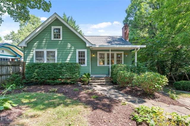 43 Lucerne Avenue, Asheville, NC 28806 (#3769950) :: Carolina Real Estate Experts