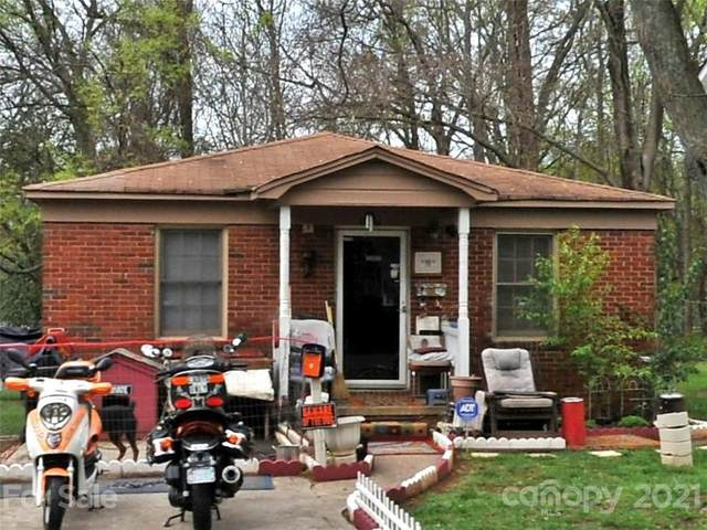 1627 Taylor Avenue, Charlotte, NC 28216 (#3770047) :: Mossy Oak Properties Land and Luxury