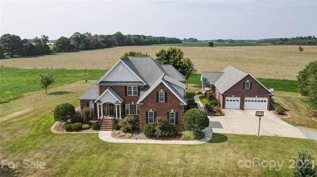 303 E Unionville Indian Trail Road, Monroe, NC 28110 (#3770050) :: MartinGroup Properties