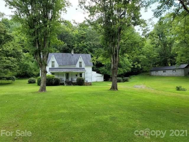 1796 Cane Creek Road, Bakersville, NC 28705 (#3770059) :: TeamHeidi®