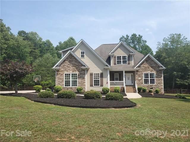 3207 Oak Ridge Circle, Lincolnton, NC 28092 (#3770076) :: Robert Greene Real Estate, Inc.