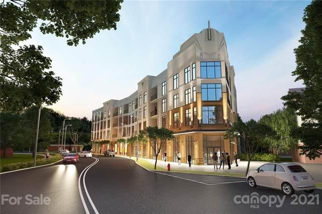 3630 Davidson Street #4411, Charlotte, NC 28205 (#3770091) :: Caulder Realty and Land Co.
